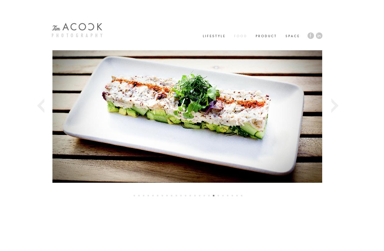 timacock.com by Murmur Creative