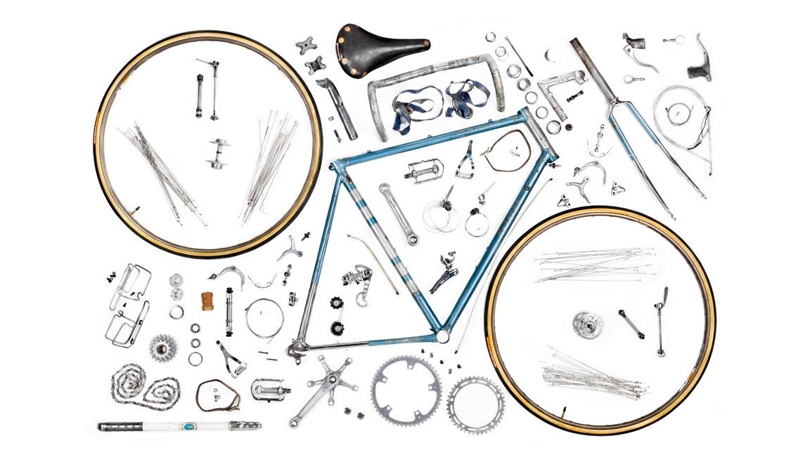 city bike bits